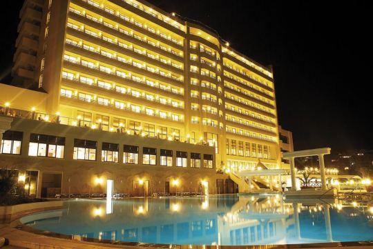 KORUMAR HOTEL DE LUXE 5*