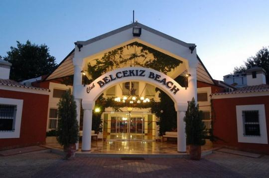 BELCEKIZ BEACH CLUB 4*