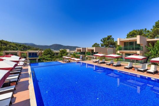 VOGUE HOTEL SUPREME BODRUM 5*