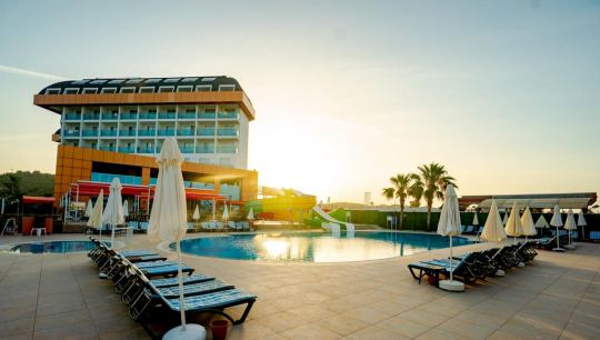 THRONE BEACH RESORT & SPA 4*