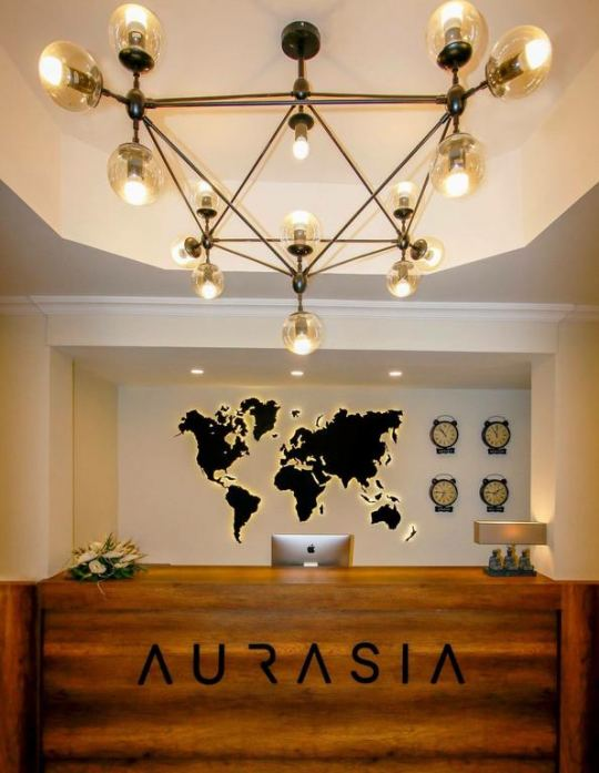 AURASIA BEACH HOTEL 3*