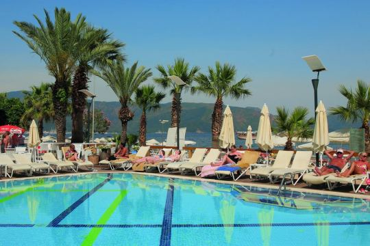 CETTIA BEACH RESORT 4 *