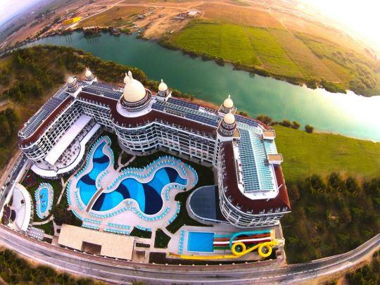 DIAMOND PREMIUM HOTEL & SPA 5*
