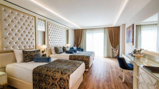 HAYDARPASHA PALACE HOTEL 5*
