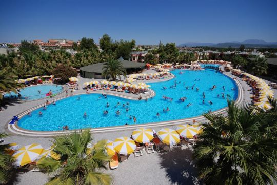 VONRESORT GOLDEN BEACH & AQUA 5*