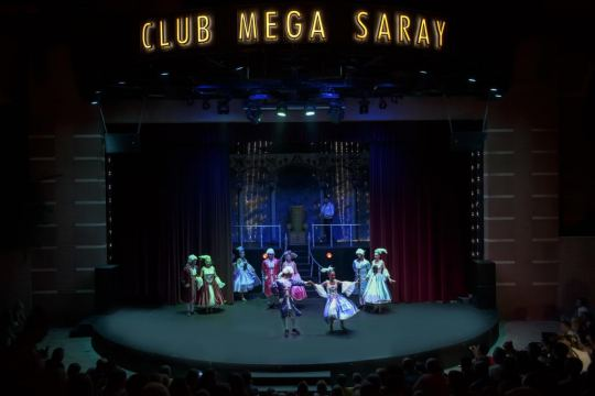 CLUB MEGA SARAY HV 1