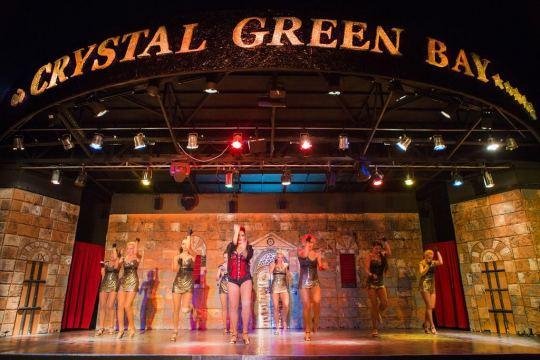 CRYSTAL GREEN BAY RESORT AND SPA 5*