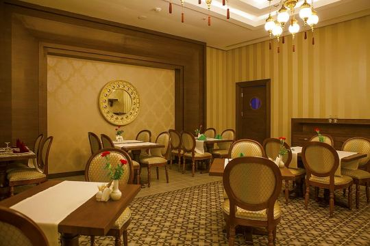 DIAMOND ELITE HOTEL & SPA - 5*