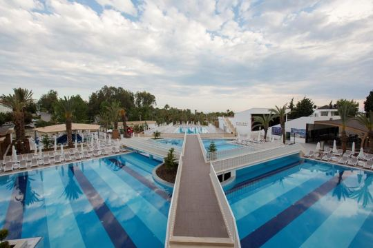 KIRMAN HOTELS SIDEMARIN BEACH & SPA 5*