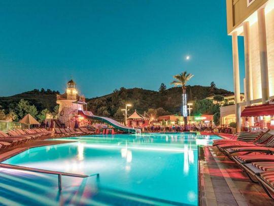GRAND CETTIA HOTEL  4*