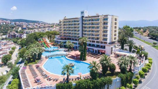 PALMIN HOTEL 3*