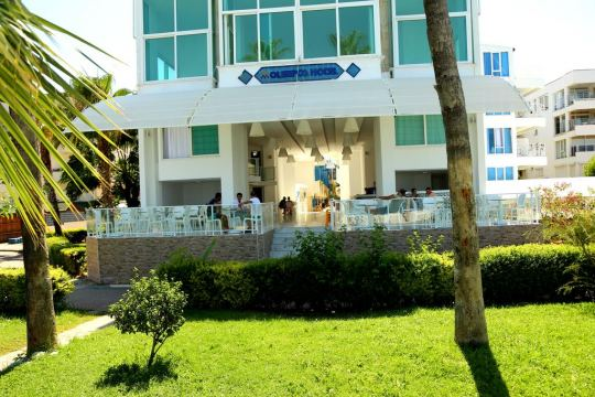 OLIMPUS HOTEL BY PRH&R
