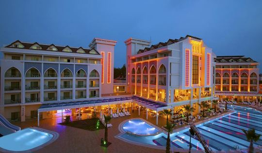 DIAMOND ELITE HOTEL & SPA - 5*