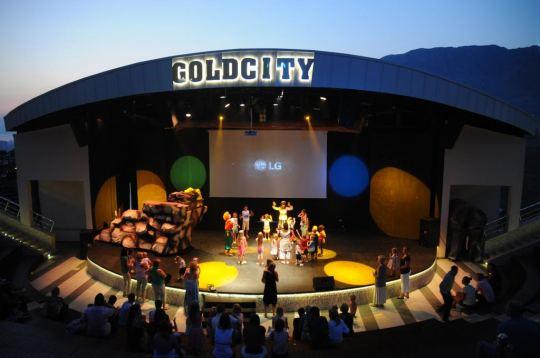 GOLD CITY 5*