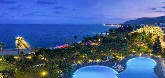 RIXOS BELDIBI HOTEL 5*