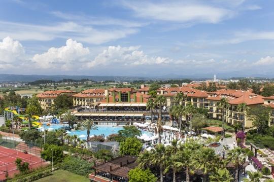 Почивка в ALBA RESORT HOTEL 5*