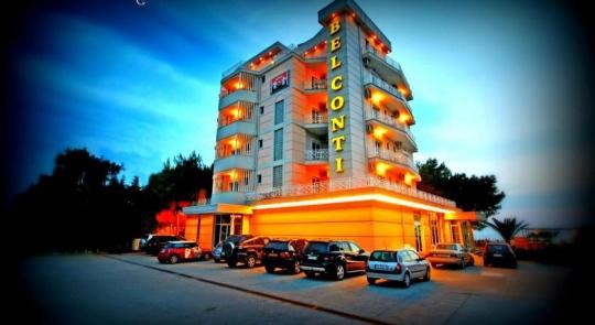 Почивка в BELKONTI HOTEL 4*