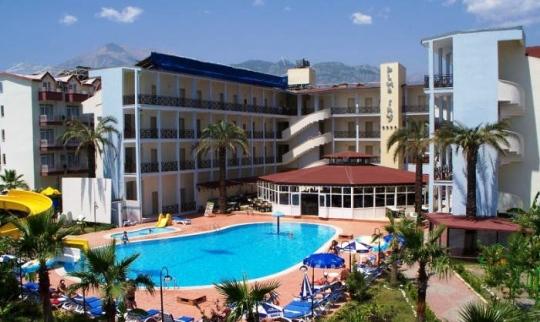 Почивка в BLUE SKY HOTEL KEMER 4*