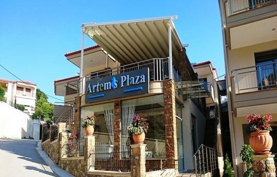 Почивка в ARTEMIS PLAZA 3*