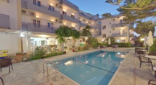 Почивка в MARIRENA HOTEL 3*
