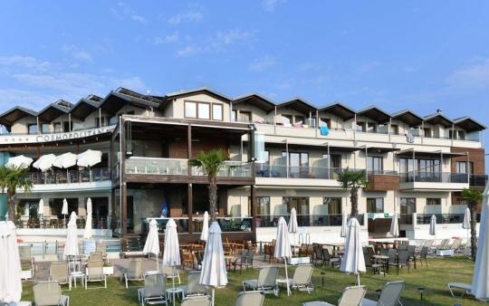 Почивка в COSMOPOLITAN HOTEL & SPA 4*