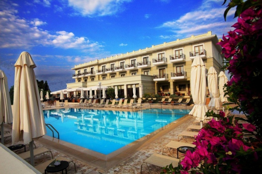 Почивка в DANAI & SPA OLYMPIC BEACH HOTEL 4*