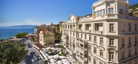 Почивка в REMISENS HOTEL PALACE BELLEVUE  4*