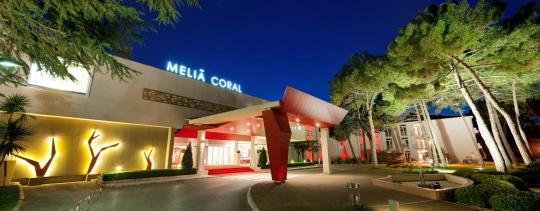 Почивка в MELIA CORAL 5*