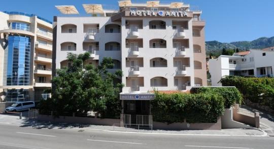 Почивка в ANITA HOTEL 3*