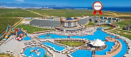 Почивка в AQUASIS DELUXE RESORT & SPA  5*