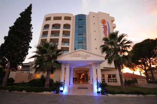 Почивка в COASTLIGHT HOTEL 4*