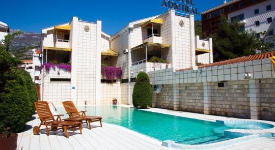 Почивка в ADMIRAL HOTEL 3*