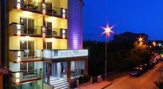 Почивка в NADEZDA HOTEL4*