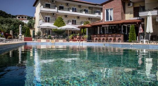 Почивка в ILIOS HOTEL 3*