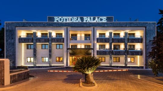 Почивка в POTIDEA PALACE HOTEL 4*