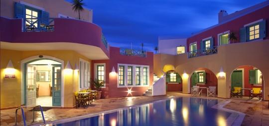 Почивка в NIKOLAS HOTEL 3*
