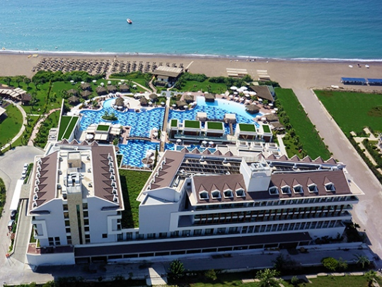 Почивка в SHERWOOD SENSIMAR BELEK RESORT 5*