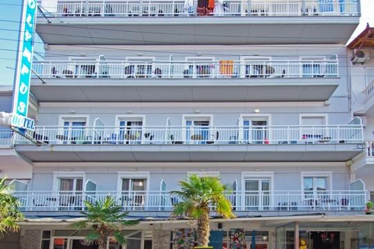 Почивка в OLYMPUS HOTEL 3*
