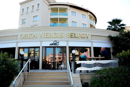 Почивка в ORKA NERGIS SELECT  3 *