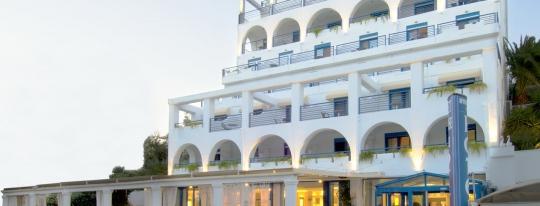 Почивка в SECRET PARADISE HOTEL 3*