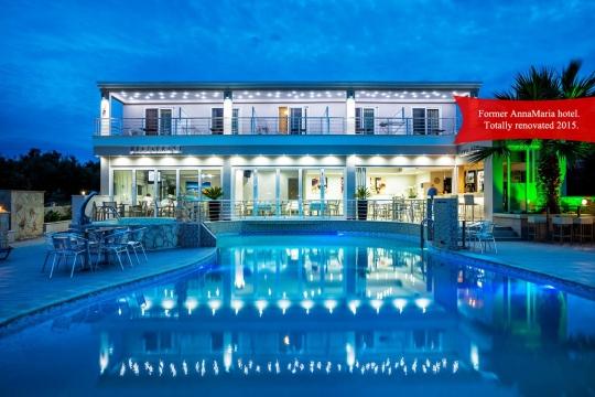 Почивка в ANNA HOTEL 2* ( ex. Anna Maria Hotel)