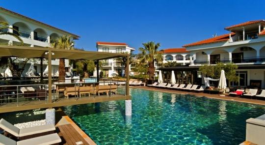 Почивка в FLEGRA PALACE HOTEL 4*