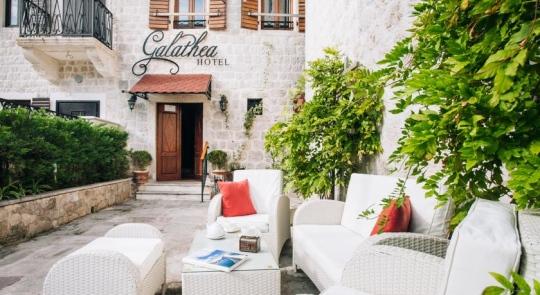 Почивка в ART HOTEL GALATHEA 4*