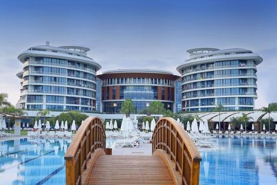 Почивка в BAIA LARA HOTEL 5*