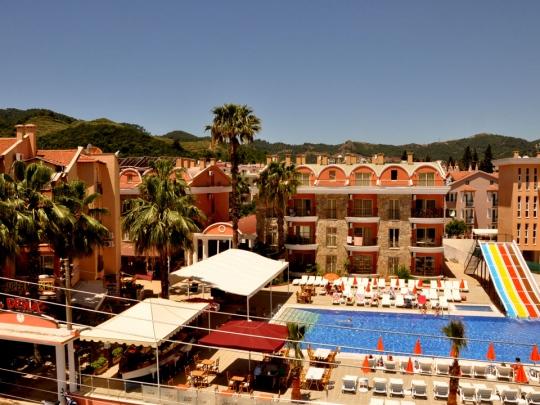 Почивка в CLUB DENA HOTEL MARMARIS 3*