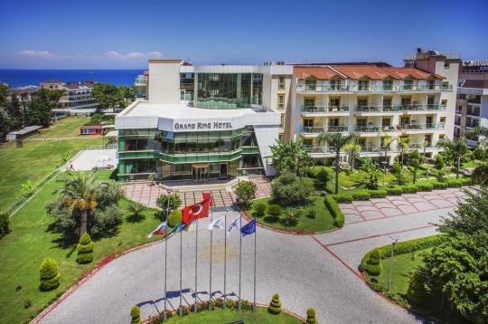 Почивка в GRAND RING HOTEL 5*