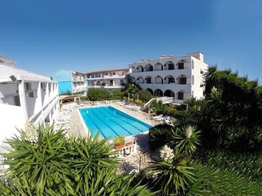 Почивка в GOUVIA HOTEL 3*