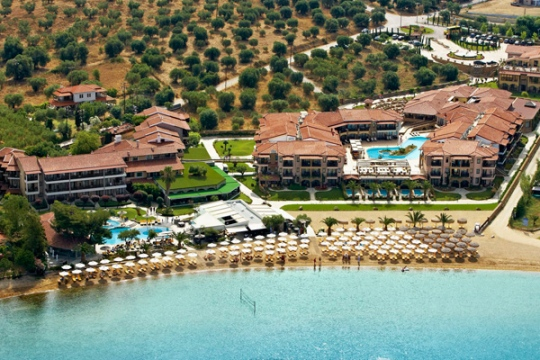 Почивка в ANTHEMUS SEA BEACH HOTEL & SPA 5*