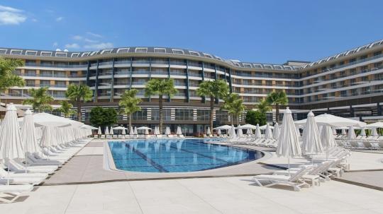 Почивка в EFTALIA OCEAN HOTEL 5*