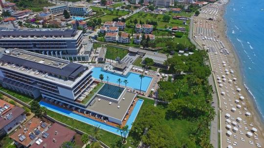 Почивка в BARUT HOTELS ACANTHUS & CENNET 4*